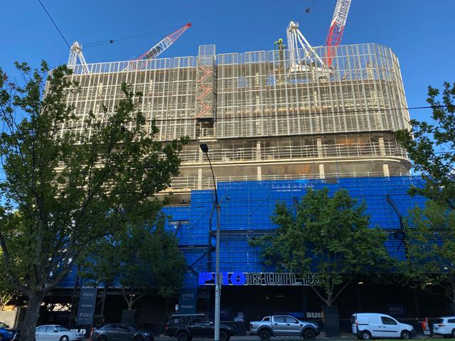 Probuild-Elizabeth-St-North-Facade-Rectification-Scaffold_3